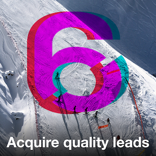 Business Growth Fundamental 6 - Acquire quality leads