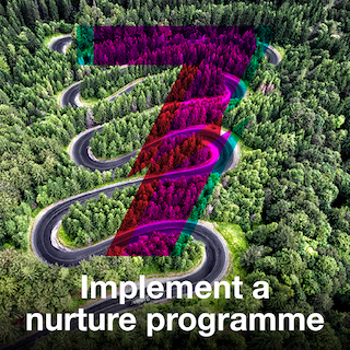 Business Growth Fundamental 7 - Implement a solid nurture programme